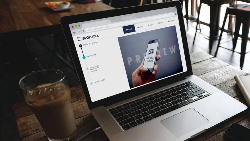 DropMock Blog - iPhone 6 Mockup Apps
