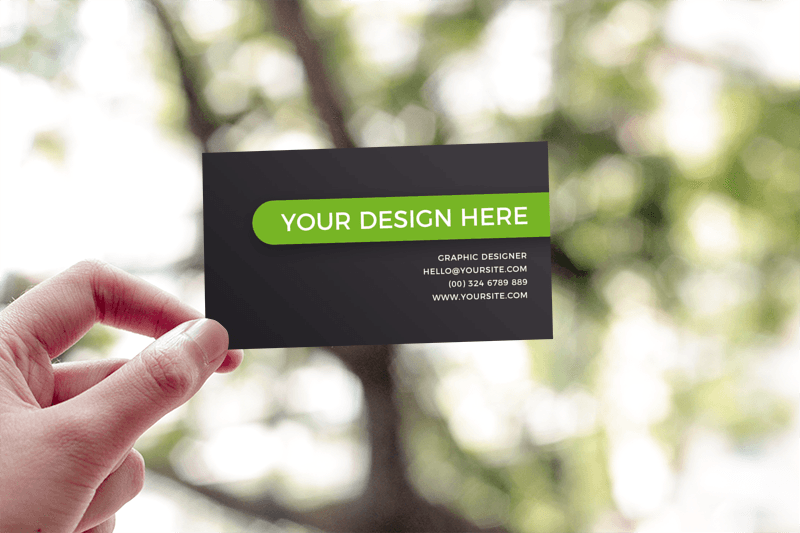 The best way to create your own business card mockup business card mockup generator colourmoves