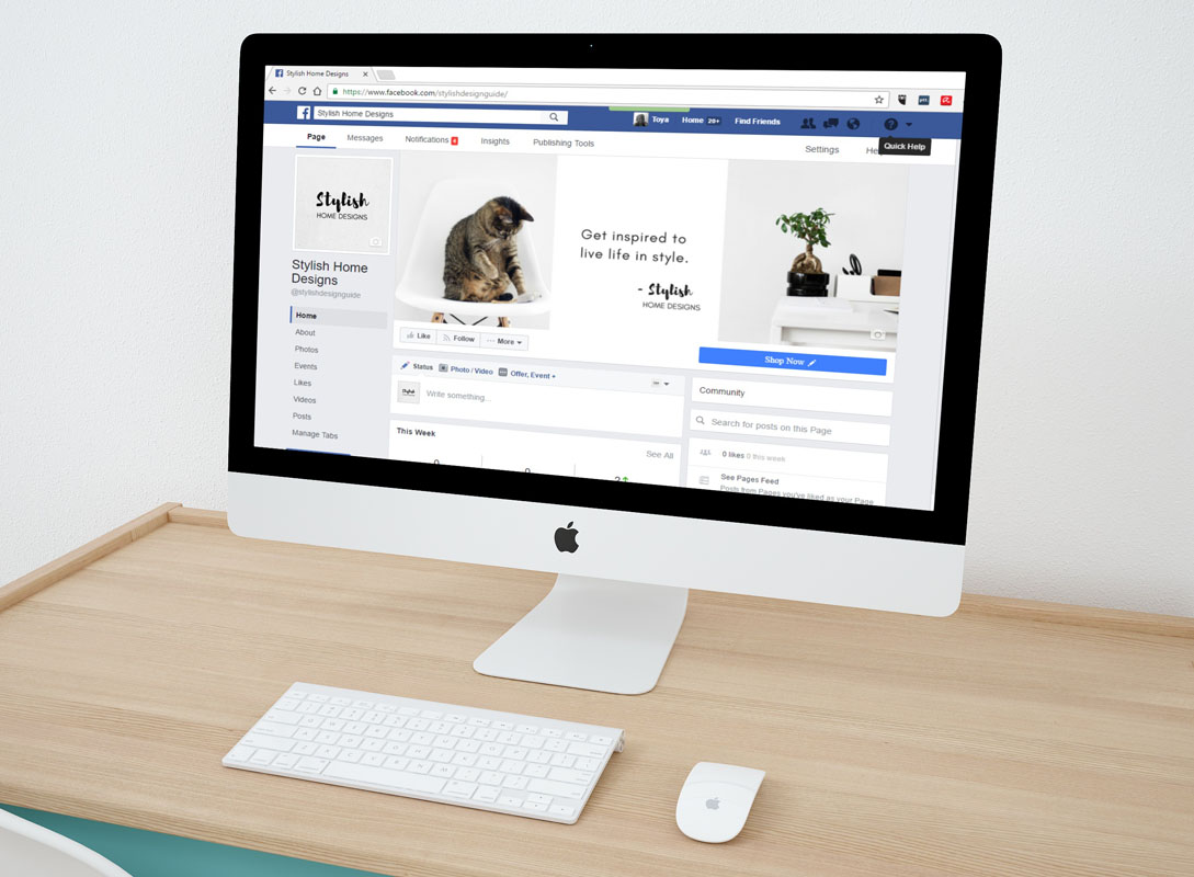 How to Create a Facebook Ad Mockup