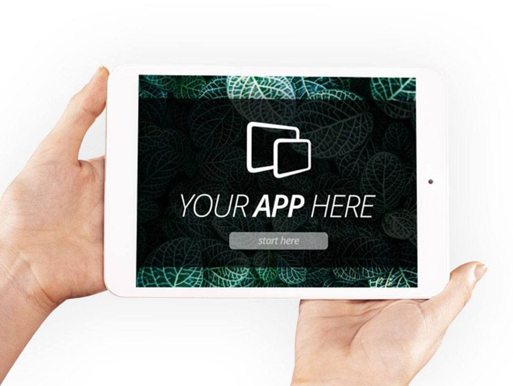 DropMock - How To Create An iPad Mockup
