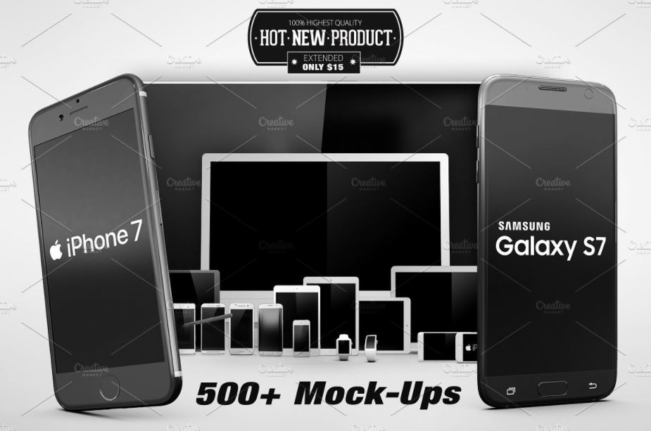 DropMock Blog - Screen Mockups by MockupStore